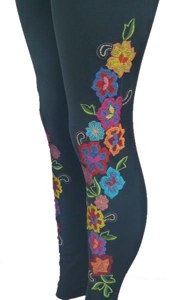 Image of Black Primavera leggings FW3285BK