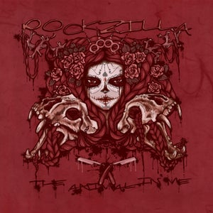 Image of ROCKZILLA - The Animal In Me LP version, CD included