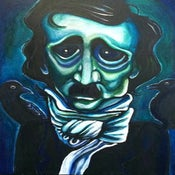 "Image of ""Nevermore"" Original Painting 24x36"