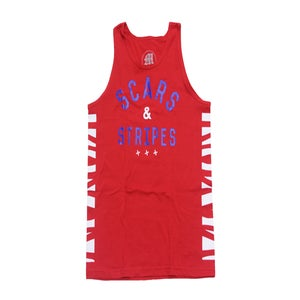 Image of SNS Tanktop (Red)