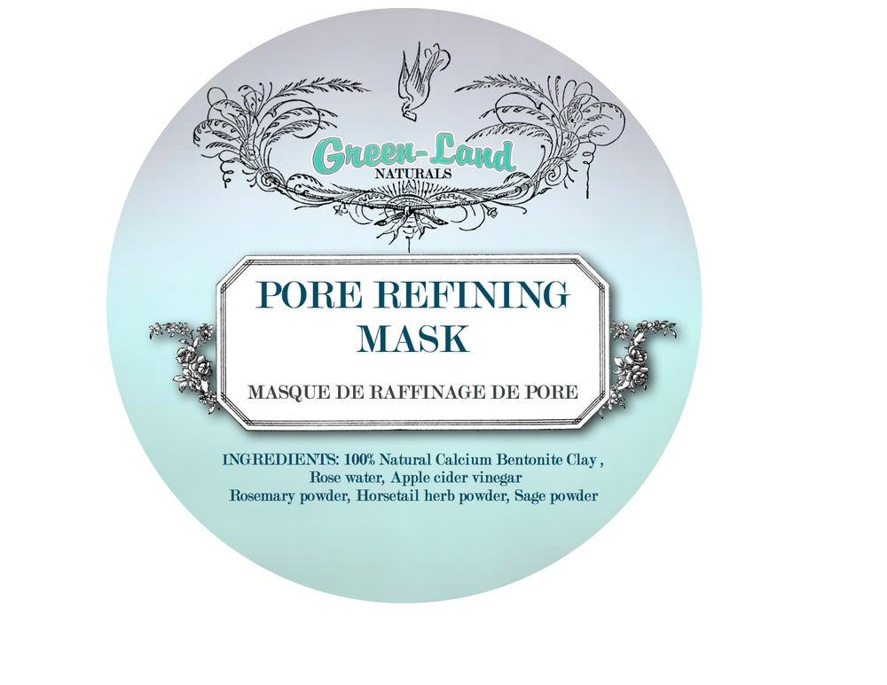 Image of Pore refining mask