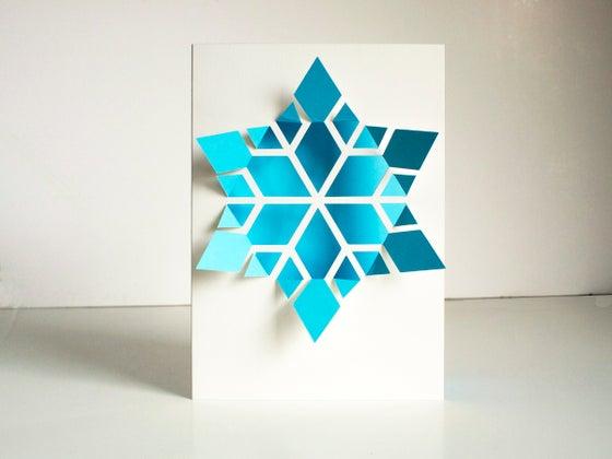 Image of 4 x Snowflake