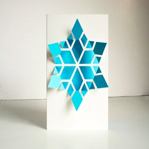 Image of Coming Soon -  Snowflake - Set of 4