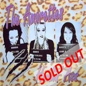 Image of The Amorettes-Haulin' Ass CD