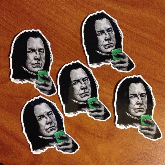 Image of Snape's Selfie