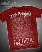 """Image of T-Shirt """"Unknown"""" // Cardinal Red"""
