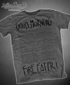 """Image of T-Shirt """"Unknown"""" // Charcoal Gray"""