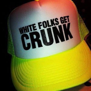 Image of WFGC Neon Rage Festy Hats