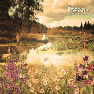 Image of The Wicked Whispers - Maps Of The Mystic (CD)