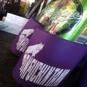 Image of NEW! Monfuckintana Goat Koozie.