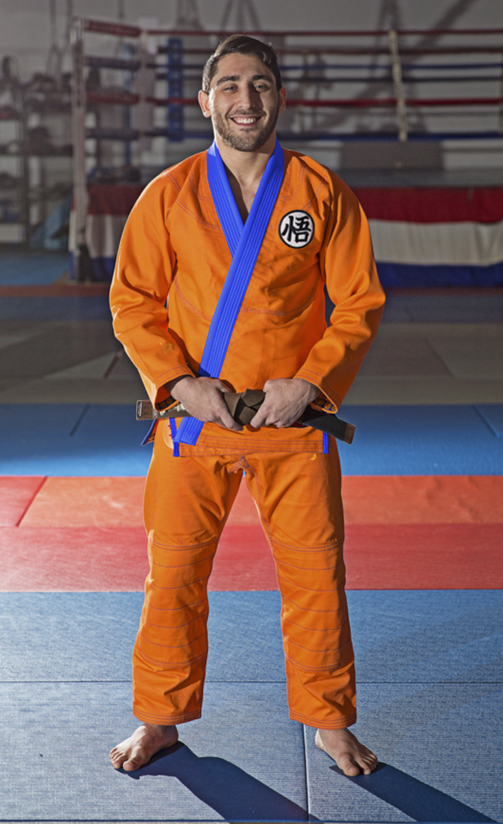 Brazilian Jiu-Jitsu - Monk's Knowledge Base - Nerd Fitness Rebellion