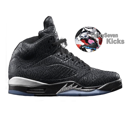 "Image of Air Jordan 3LAB5 ""Metallic Silver"""