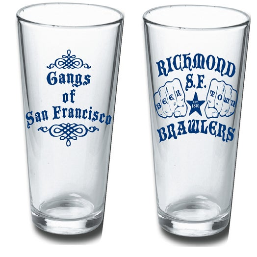 Image of Beer Town Pint Glass