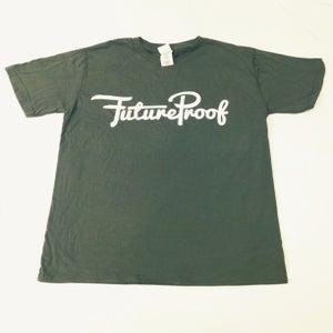 Image of FutureProof Loop Logo Tee - FIRE SALE £5