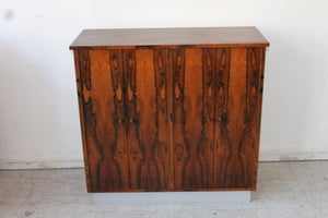 Image of 1960's rosewood cabinet danish