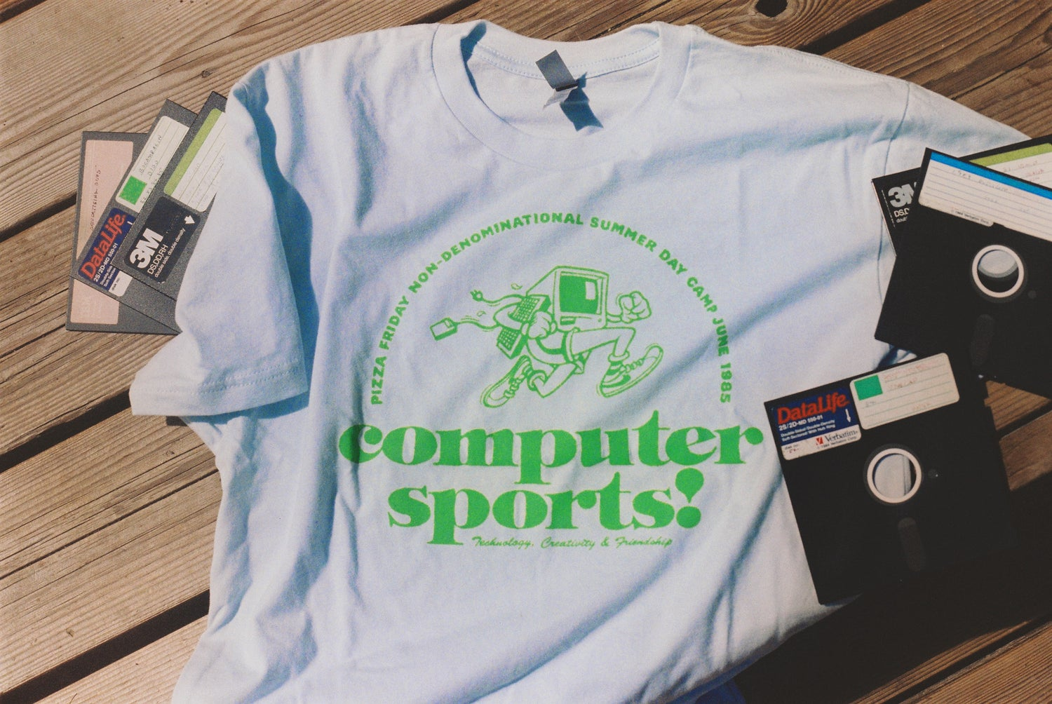 Image of Computer Sports Tee