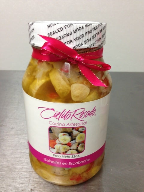 Image of Guineitos en Escabeche - 2 pack 32 oz