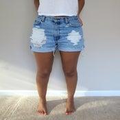 Image of Monet Boyfriender Shorts