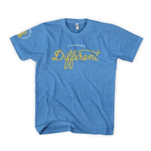 Image of Think Different (Royal Heather)