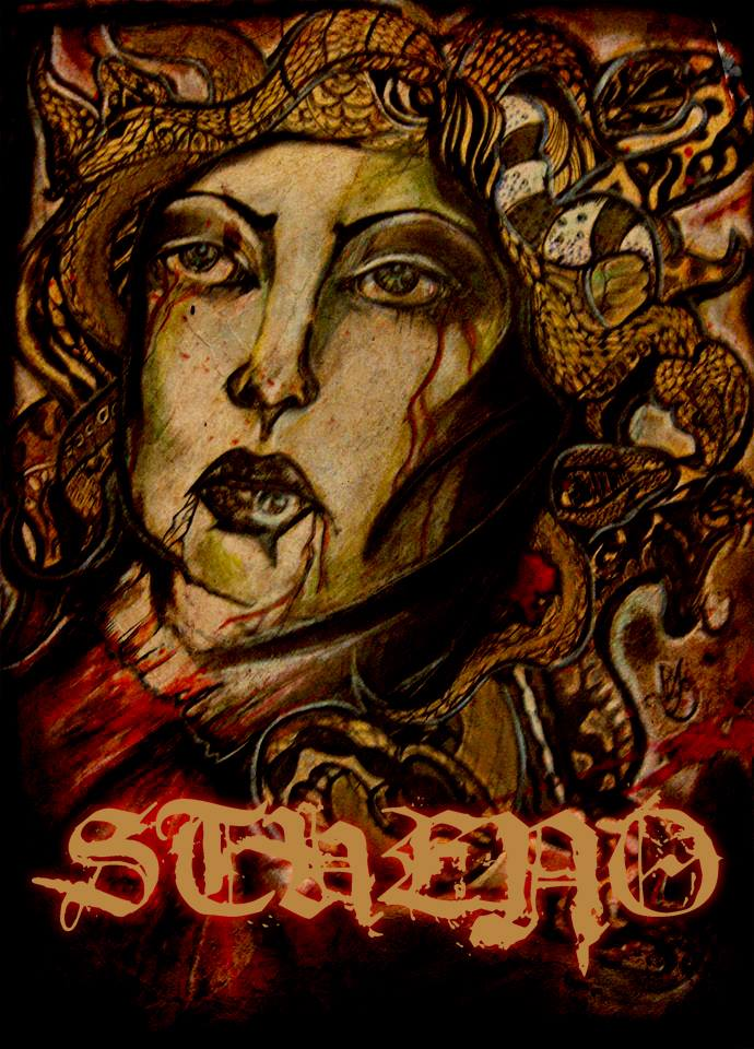 Image of STHENO - Damnationis Forever (e.p. -  Chaos & Hell)