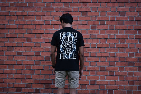 "Image of ""The Great White"" Tee"