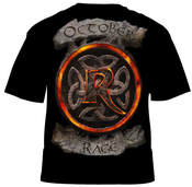 Image of October Rage Official T-shirt