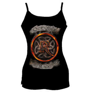 Image of October Rage Official Logo Tank Top