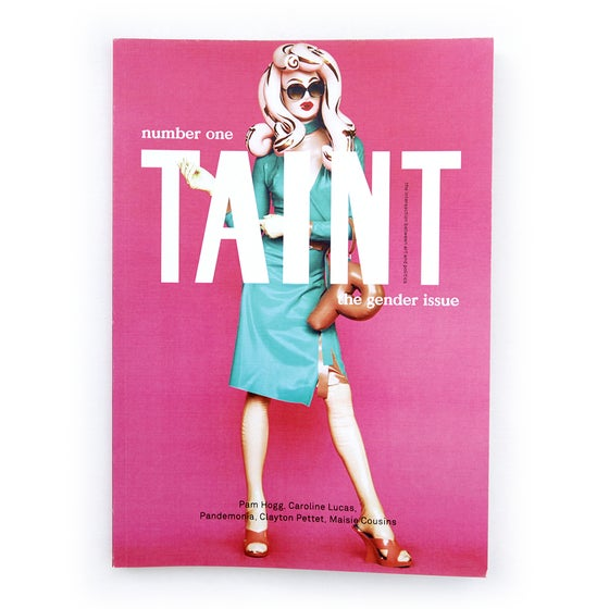 Image of Taint Magazine Issue #1