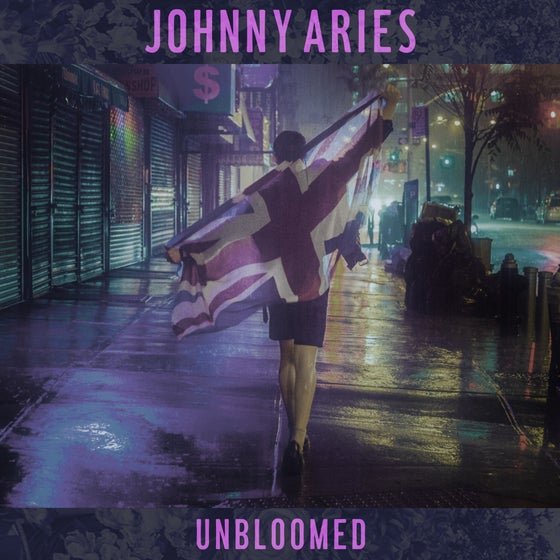 Image of Johnny Aries Unbloomed Cassette Limited Edition