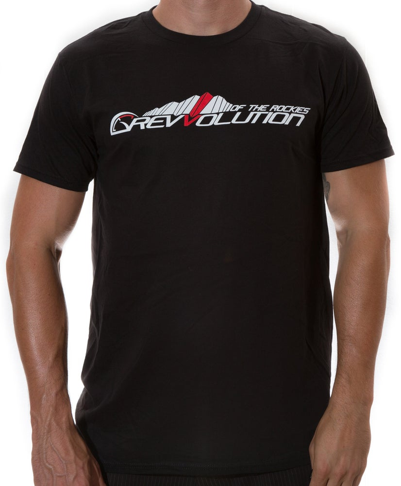 Image of ROTR Limited Edition Black T-Shirt