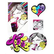 Image of Toofly Sticker Pack