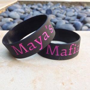 Image of Maya's Mafia - 1 Wristband