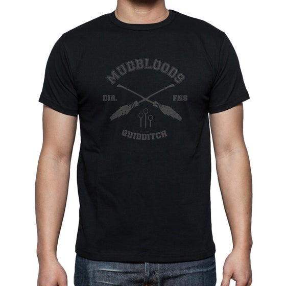 Image of Super-Limited Edition Black on Black Tshirt