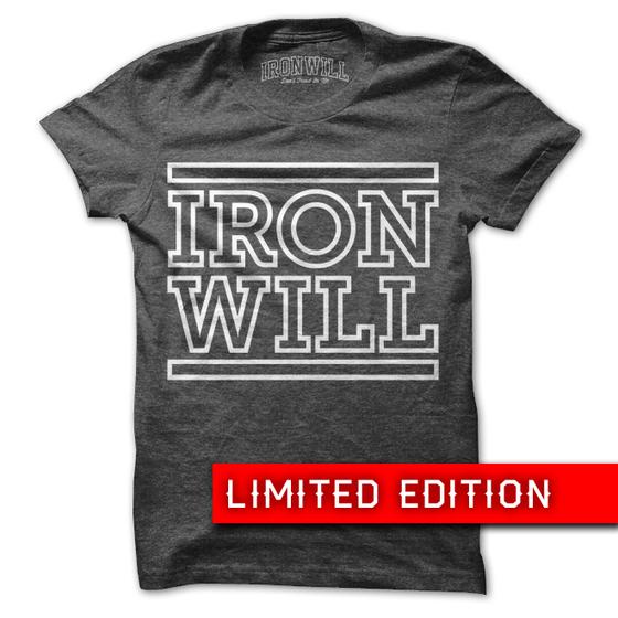 Image of Iron Will Tee