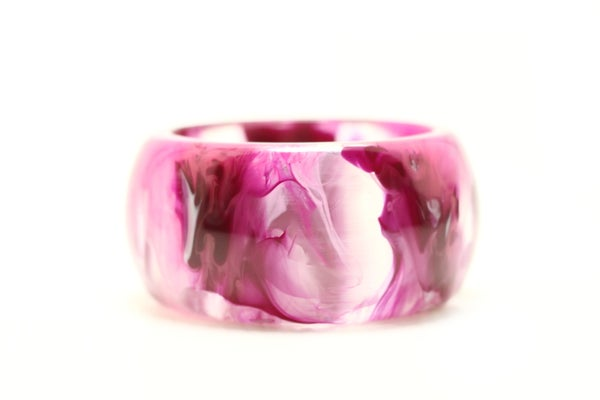 Image of Orchid Round Bangle