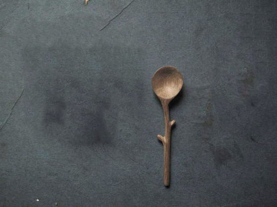 Image of SMALL TWIG SPOON 3.50'' (8.80CMS)