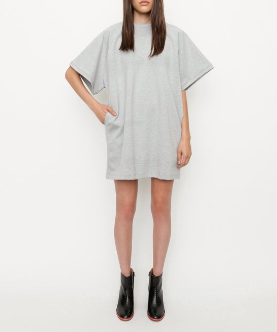 Image of Blq Basiq Oversized Dress