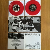 """Image of Blind Authority - No Future 7"""""""
