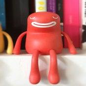 Image of SlumberBean 'Flavour Friends' Designer Toy ORIGINAL FLAVOUR
