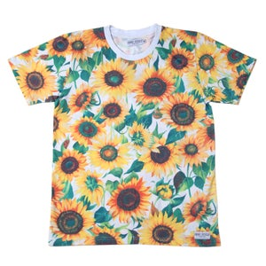 Image of Sunflowers T-Shirt