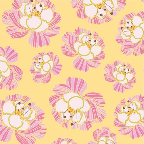 Image of Art Gallery Cream Blooms