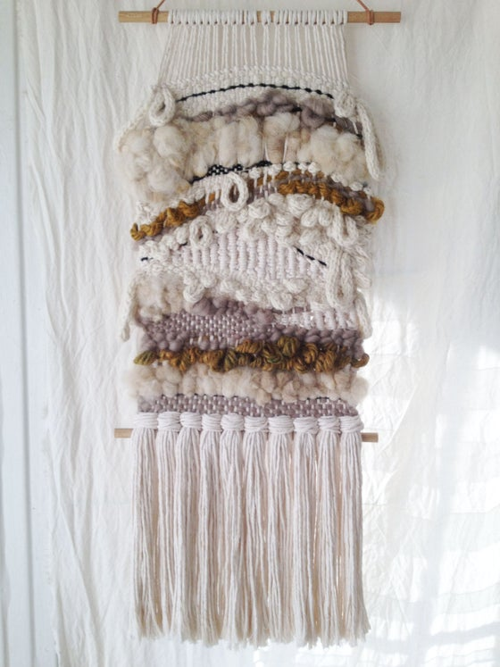 Image of Macrame Weaving X Jo Abellera Sept 27th.