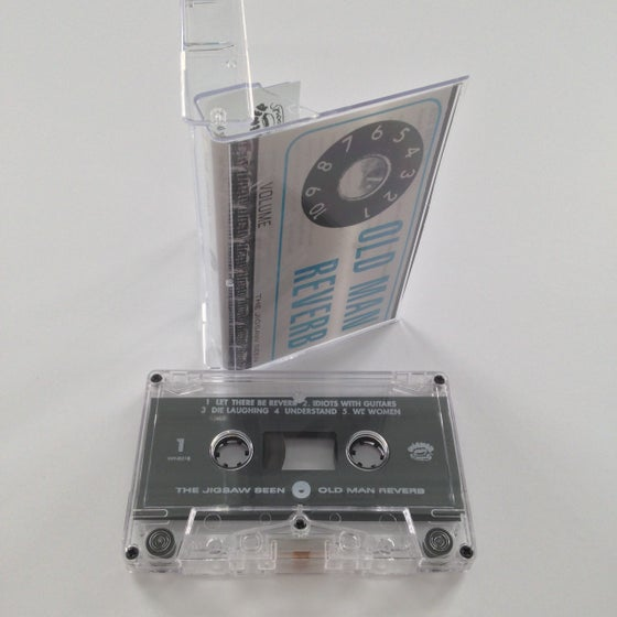 "Image of ""Old Man Reverb"" Cassette"