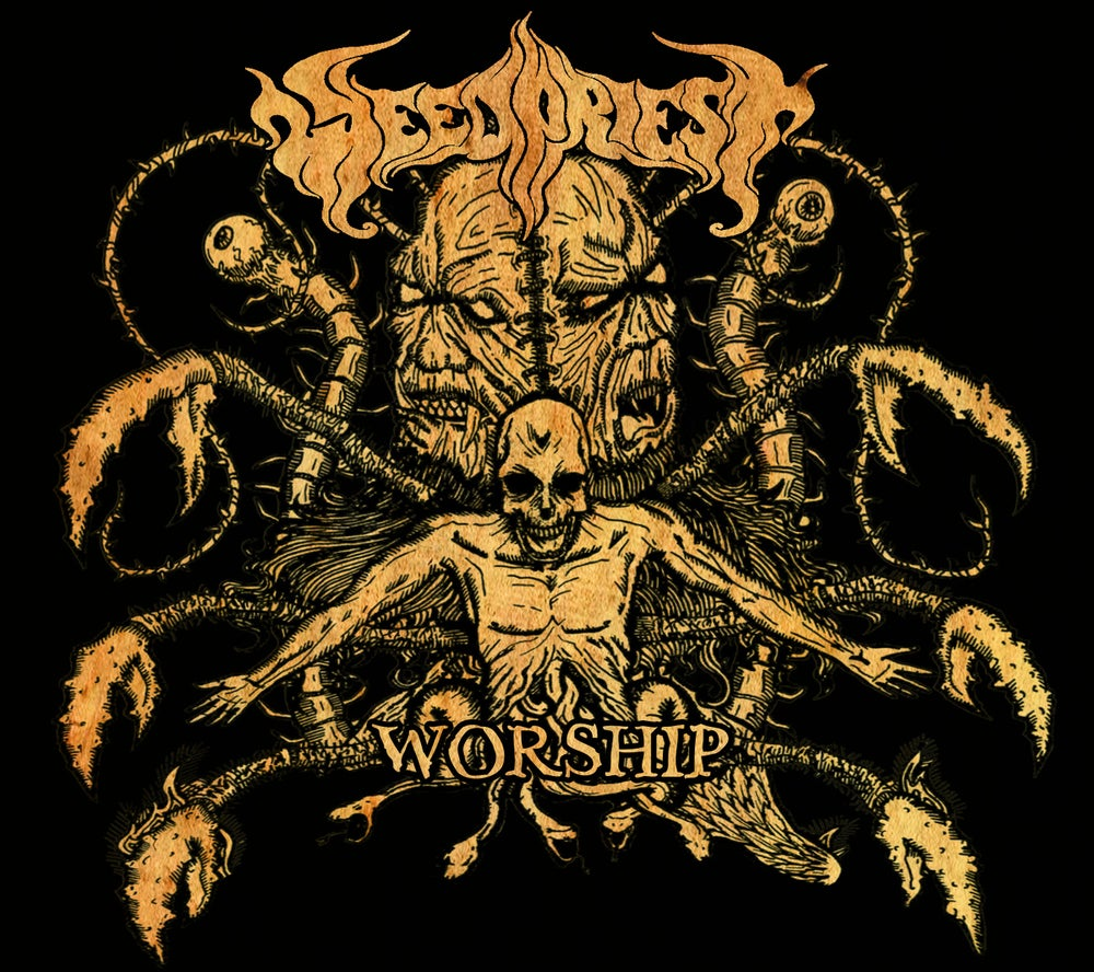 Image of Weed Priest - Worship EP