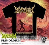 Image of PRIMORDIUM - album shirt