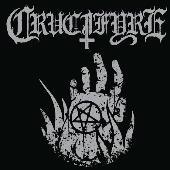 "Image of CRUCIFYRE ""Pentagram Palms"" 7"" EP"
