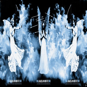 Image of Jack White CA Tryptic