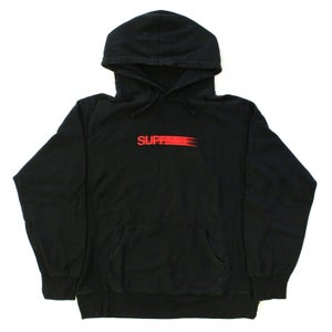 Image of Black Motion Logo Pullover