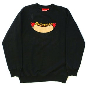 Image of Hot Dog Crewneck