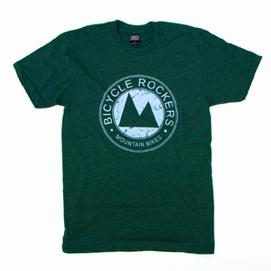 Image of 91' | T-Shirt | Green/White